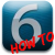How To: Update To The Official iOS 6 Firmware On iPhone 4S, 4, 3GS, The New iPad, iPad 2 And iPod Touch 4G