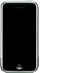ipod touch black  screen
