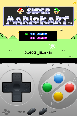 snes4iPhone