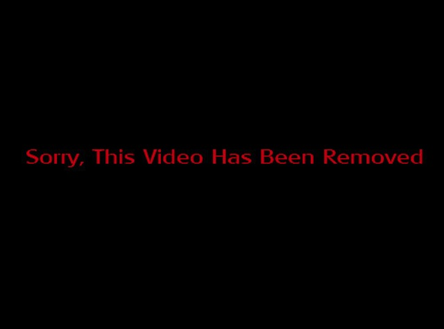 Video Removed