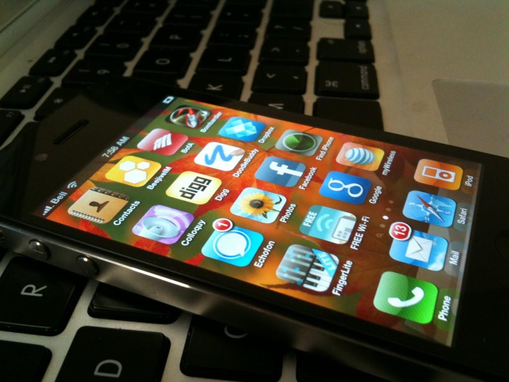 Бесплатный iphone 4s 3