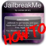 How To: Jailbreak iPhone, iPod Touch, iPad On iOS 3.1.2 &#8211; iOS 4.0.1 With Jailbreakme.com (aka Star)
