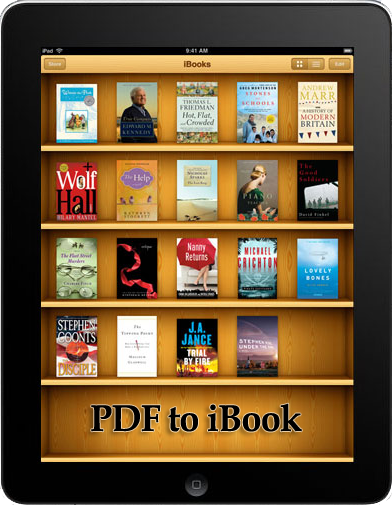 iPad iBooks