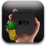 FireCore Dev-Team Tease aTV Flash (Black) For Apple TV 5.0 (iOS 5.1) Firmware