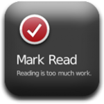 Mark All Emails As Read With Mark Read