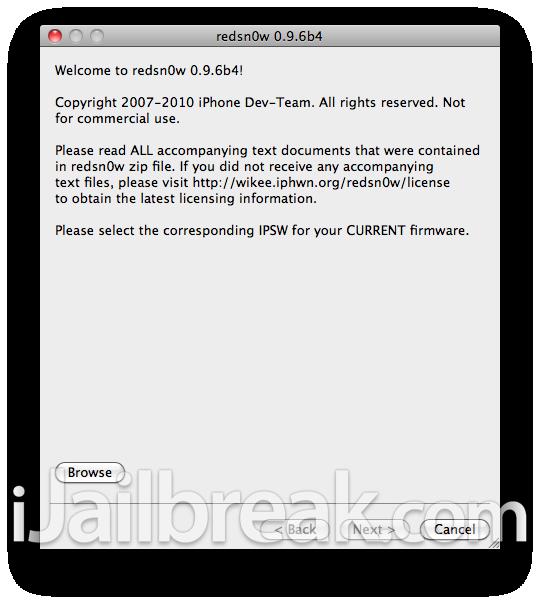 Jailbreak iOS 4 1, 4 2, 4 2 1 On iPhone, iPad, iPod Touch