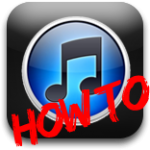 How To: Fix iTunes 10 Vertical Buttons To Horizontal