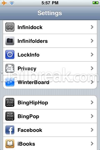 PrivaCy iOS Tweak