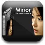 MirrorWidget Cydia Tweak Will Add A Mirror To The iOS 5 Notification Center