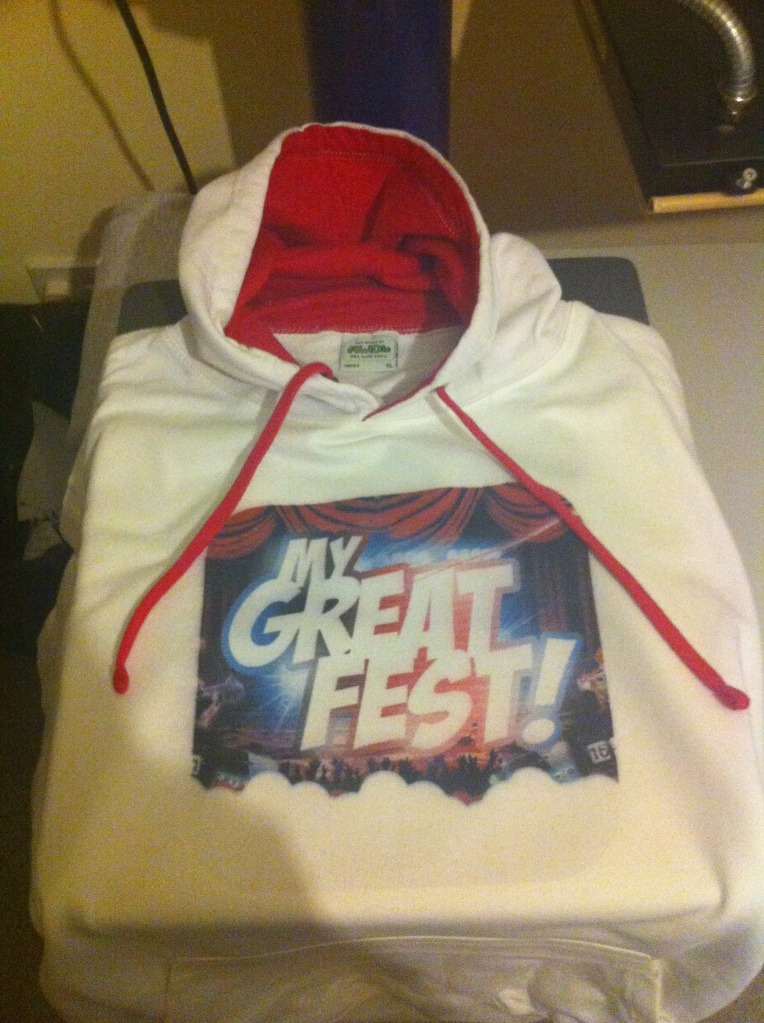 MyGreatFest Hoodie