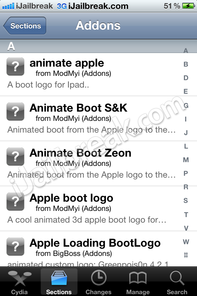 how to set a bootlogo ios 6