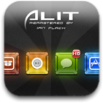 Theme Remake: Alit HD For Retina On iPhone 4 And iPod Touch 4G