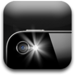 This Cydia Tweak Places a Flashlight Toggle Right Next To The Lockscreen Clock [Torch]