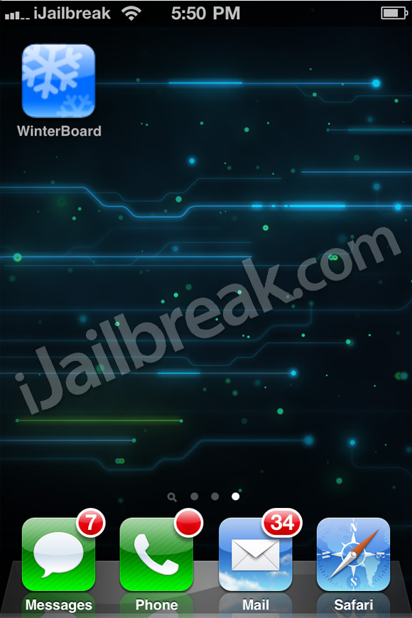 how to get winterboard on cydia