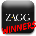 The Winners of iJailbreak's 5 FREE ZAGGSparq's!