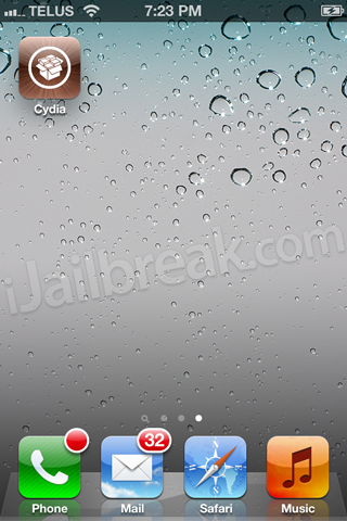 Jailbreak Widget