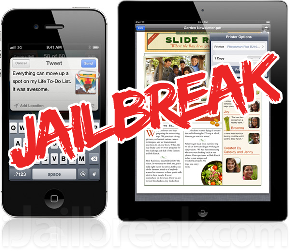 iPhone 4S and iPad 2G Untethered Jailbreak