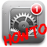 How To: Get Rid Of The Over-The-Air Update Badge On Settings.app [noOTA Badge Cydia Tweak]