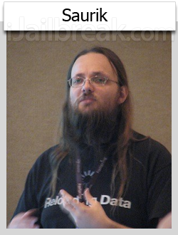 Saurik Cydia Developer