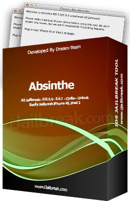Absinthe Jailbreak Tool