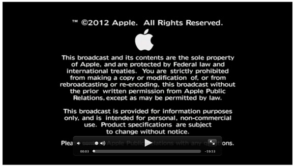 Apple Education Live Stream
