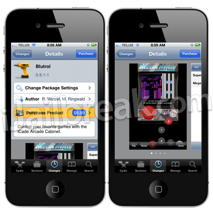 Blutrol Cydia tweak
