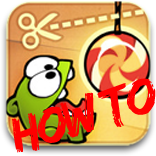 How To Play Cut The Rope Online On Mac OS X And Windows