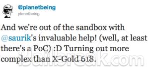 PlanetBeing Sandbox Saurik A5 Untethered Jailbreak-iJailbreak