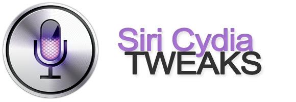 Siri Cydia Tweaks