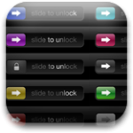 ColoredKnob Cydia Tweak Updated: Now Features 10 Colored Slide-To-Unlock Buttons!