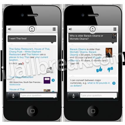 Evi AppStore App
