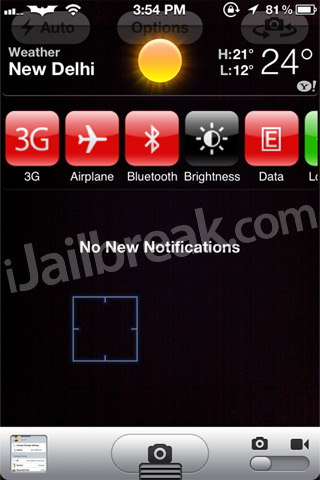 NCControl Cydia Tweak Review