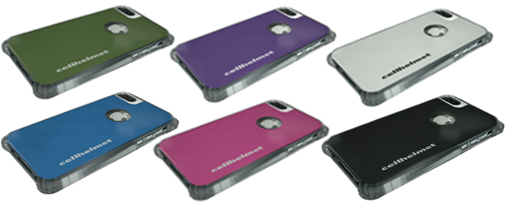 CellHelmet iPhone case