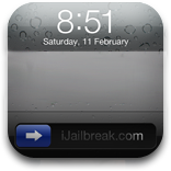 Customize The Date Label On The iOS Lockscreen With LockDate Cydia Tweak