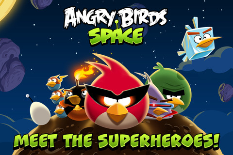 Download Angry Birds Space (IPA)