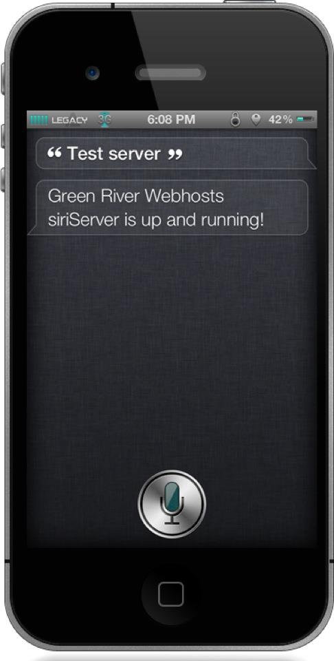 GRWH Siri Proxy Server Review