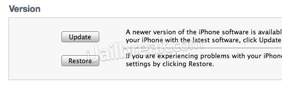 Downgrade iOS 5.1 To iOS 4.x