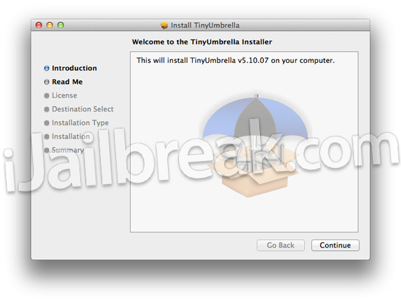 Download TinyUmbrella 5.10.07