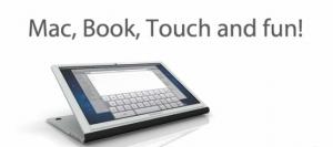 MacBook Touch Concept-iJailbreak