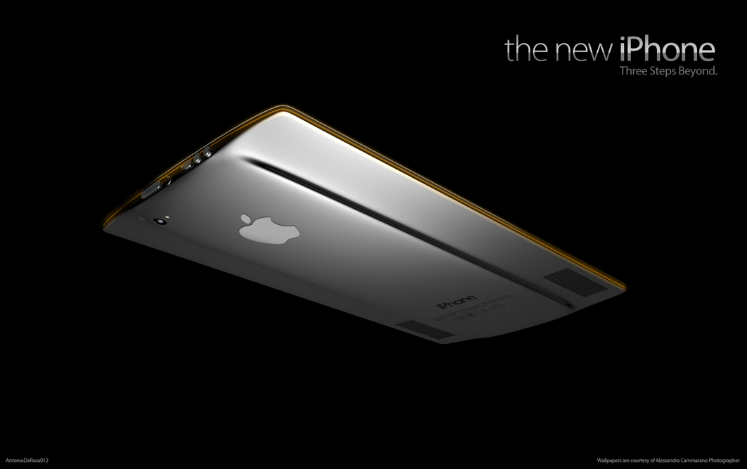 New iPhone Concept ADR Studios