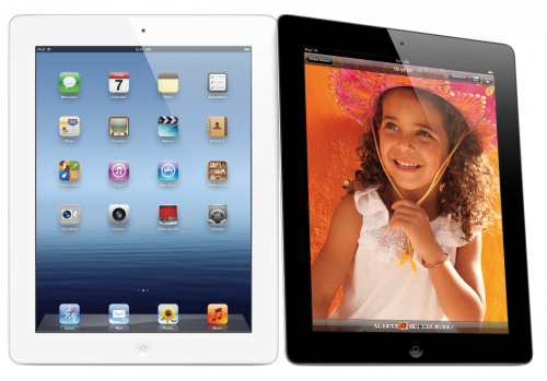 The new iPad 3 Million sales