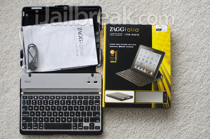 ZAGGfolio Review 2