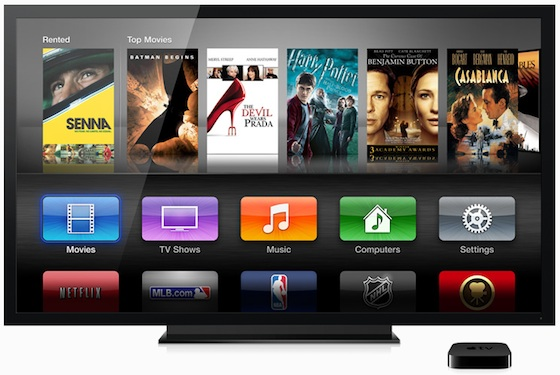 Apple TV 5.0 UI Thrown Out 5 Years Ago