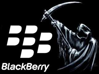 Blackberry Dropped By AFT