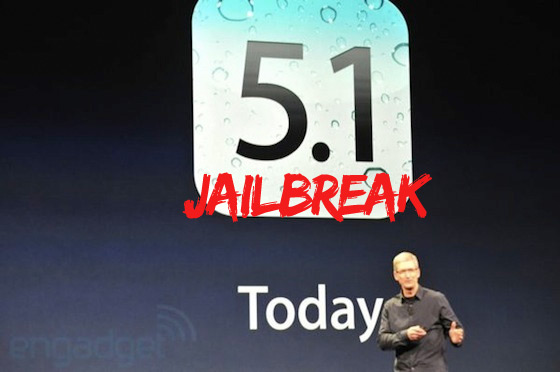 iOS 5.1 Untethered Jailbreak