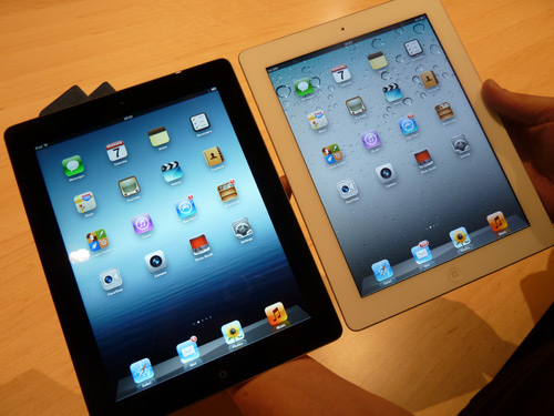 To Differentiate Between The iPad 2 And The New iPad (iPad 3) [VIDEO