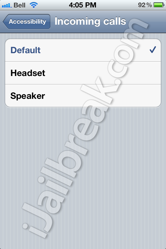 SB-Settings Cydia Tweak