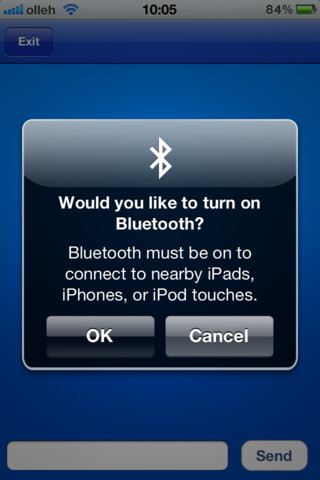 Bluetooth OnOff. Review