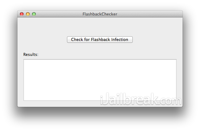 FlashChecker 1.0 Mac