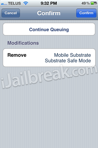 How To Remove All Cydia Tweaks